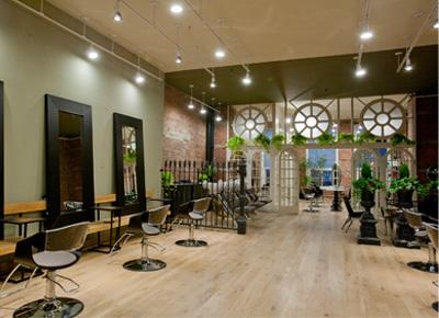 Organic Hair Salon : Hale Organic Hair Salon Beauty PureWow New York