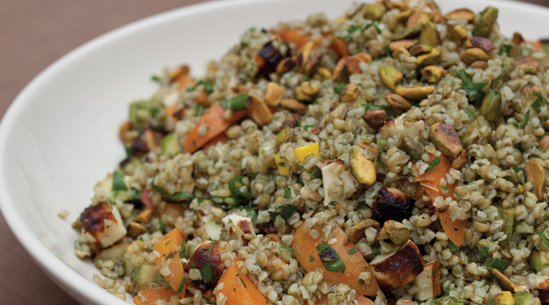 Freekeh Salad