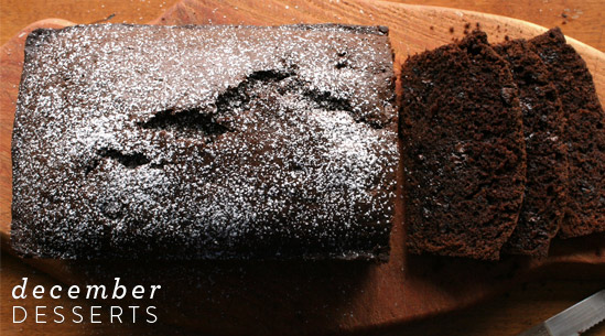 Double-chocolate bread you can make in one bowl