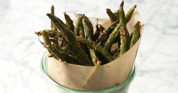 Crispy Green Beans | Recipes - PureWow