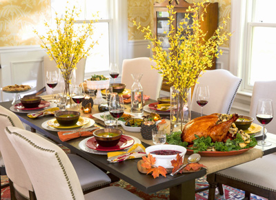 5 Wines To Serve With Your Thanksgiving Turkey Food