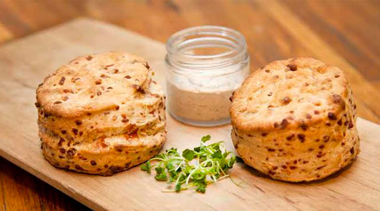 Bacon Cheddar Biscuits | Recipes - PureWow