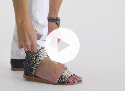 How to Roll Jeans