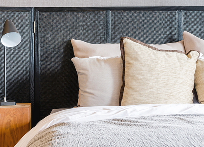 5 Ways to Make Your Bedroom Your Sanctuary