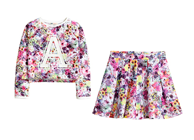 Get 20 percent off H&M?s spring kids? collection