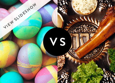 Easter or Passover: Which Meal is Better?