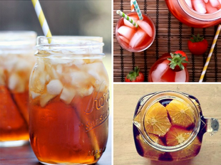 13 Lemonades and Iced Tea Recipes That Will Make You Say ?Ahh!?