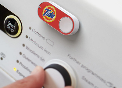Amazon's Dash Button Could Change the Way We Shop