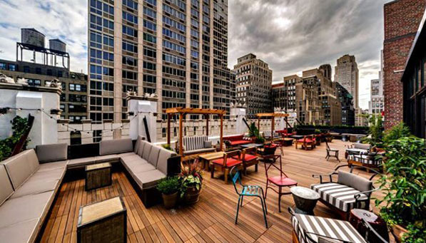Nyc 39 S 10 Best Rooftop Bars The 10 Best Rooftop Bars In