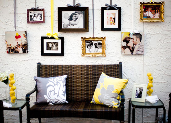 11 Creative Ways To Hang Art And Photos Presentation Is