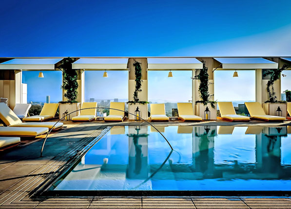The 7 best pools in los angeles purewow los angeles - Best swimming pools in los angeles ...