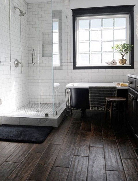 What Makes A Home More Expensive Hardwood Or Porcelain