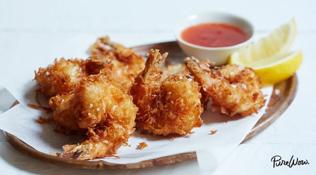 Coconut Shrimp | Recipes - PureWow